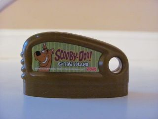 Fisher Price Smart Cycle Game ~ Scooby Doo Tiki Island