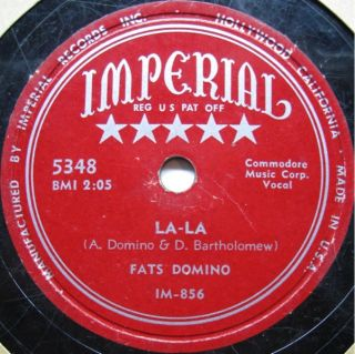 Fats Domino Imperial 5348 AinT It A Shame Blues R R $