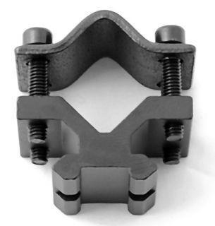 Hunting Accessories 25mm Ring Flashlight Scope Laser Barrel Mount W