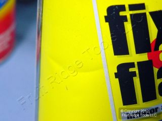 12 Fix A Flat S410 6 Scratch Dent 12oz Inflator Sealant Cans Compact