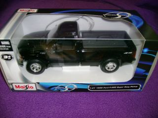 1999 Ford F 350 Super Duty   Black   127 Scale   Special Edition