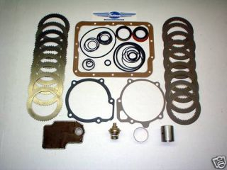 Ford Mercury FMX Transmission Parts Rebuild Kit 1968 81