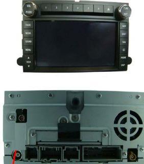 2010 Ford Mustang Sync Navigation DVD Radio Unlock New