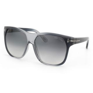 Tom Ford TF 188 Federico 20B Crystal Grey Plastic Fashion Sunglasses