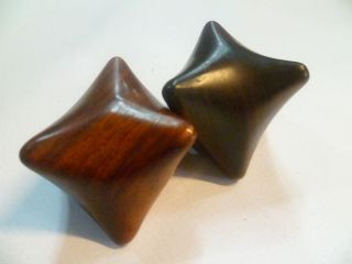 Thai Foot Massage Wooden Star Shape Hand Massage Tool