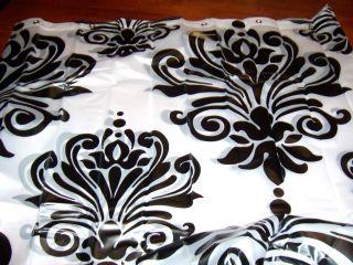 100 Ft Black Amp White Damask Scroll Aisle Runner Wedding
