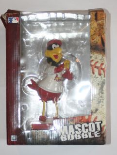 Forever Collectibles St Louis Cardinals Fredbird Mascot Action