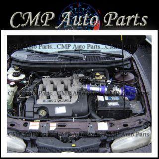 Ford Contour GL LX SE SVT 2 5L V6 Air Intake Kit Induction System 1995