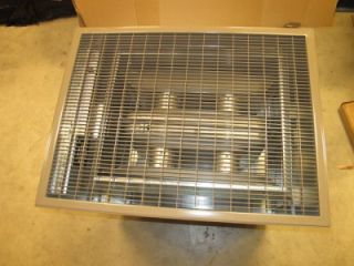 NATURAL GAS 4505622 GRAVITY 45K BTU VENTED FLOOR FURNACE HEATER $1039