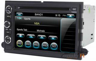 2005 06 2007 Ford Mustang DVD GPS Navigation Radio Install Deck F150