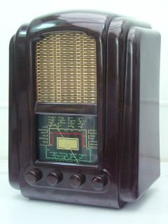 Ferranti Bakelite Radio Model 145 C 1945