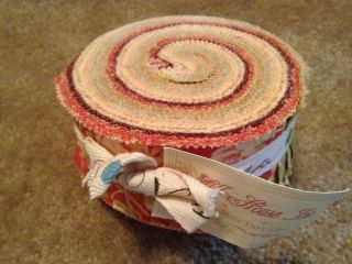 Moda Jelly Roll Mill House Inn by Fig Tree Quilts 2 1 2 inch Strips