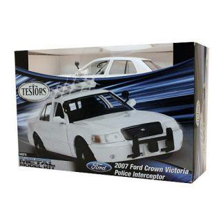 Ford Crown Victoris Police Model Car Kit