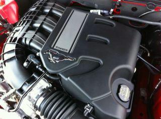 2011 2012 Ford Mustang V6 Performance Pack Engine Cover Super Sharp
