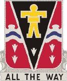 WWII Bullion Airborne Jump Oval 509th Infantry Regiment RARE