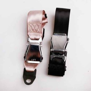 High quality Airplane Airline 2 point Seat Belt Extension Extender