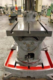 11 Fosdick Economax Hydraulic Radial Arm Drill Press 57