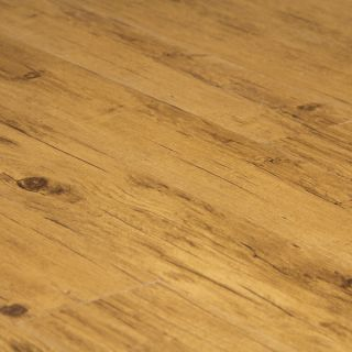 Embossed Texas Tan Vinyl Plank Hardwood Flooring Wood Floor