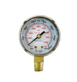 Forney 87727 High Pressure Gauge Oxygen Regulators New