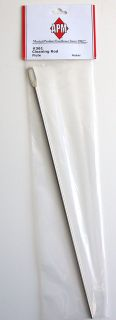 Metal Flute Cleaning Rod Attach Cloth and Insert New