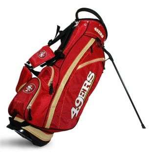San Francisco 49ers NFL Golf Stand Bag by Team Golf