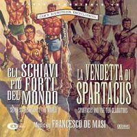 Francesco de Masi Gli Schiavi Piu Forti Del Mondo CD