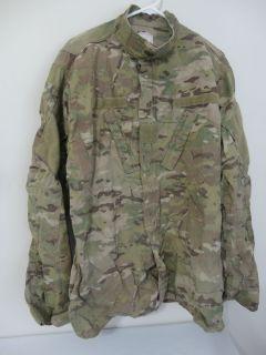 Military Multicam Flame Resistant Shirt Size Large XLong