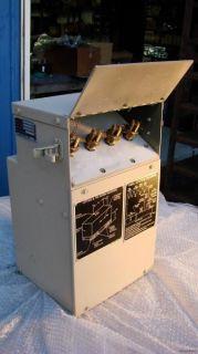 Military Generator New MEP002 5KW Power Distribution Box