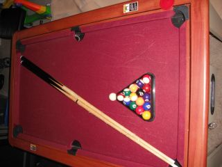 Classic Sports Billiards Air Hockey Table