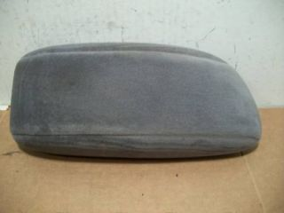 Ford Contour Factory Center Console Lid Arm Rest Gray 95 96 97 Free