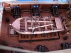 Golden Hind 30 Wooden Model SHIP Sir Francis Drake