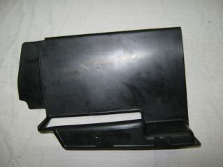 Ford Expedition CD Changer Trim Interior Driver Front 97 98 99 00 01