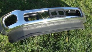 Ford 2011 2012 F350 F450 F550 Chrome Front Bumper Assembly New Takeoff