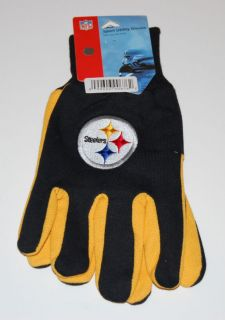 Pittsburgh Steelers NFL Football Sport Utility Gloves