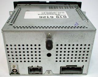 2004 Ford F150 Model Vehicle Truck Factory Am FM Car Audio Radio CD