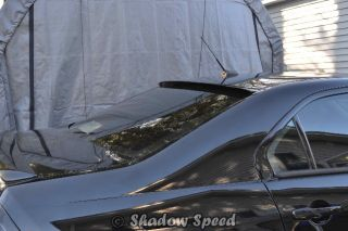 Painted Color for Ford Fusion 2th Sedan Rear Wing Roof Spoiler 2013