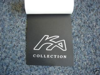Genuine Ford Ka Collection Door Decals Pair
