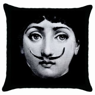 Fornasetti Throw Pillow Case