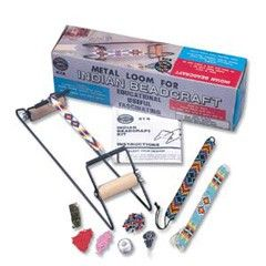 Loom Friendship Bracelet Necklace American Making Easy Kit Gift