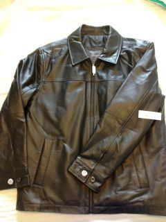 Price Just REDUCED Mens Covington Leather Jacket $200  Soho