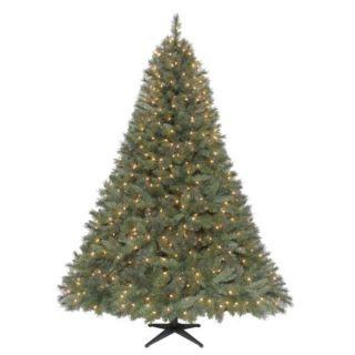 Ty Pennington 7 5 Ft Clear Fairfield Mountain Christmas Tree