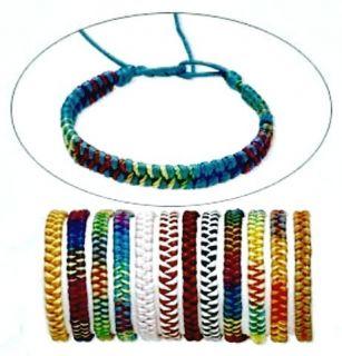 Embroidery Floss Bracelets Patterns Free Patterns