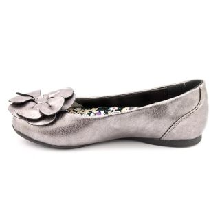 Kids by Born Courtney Youth Kids Girls Size 13 Gray Flats Shoes