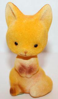 Fox Bobble Head Doll Bobbing Head