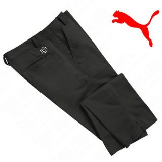Golf Style Pants Trousers Rickie Fowler Black 38x32 MSRP $85