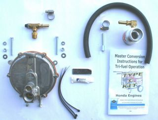 Generator Tri Fuel Conversion Kit for Honda Generators