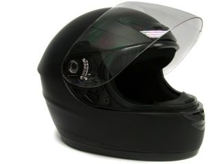 Full Face Motorcycle Scooter Street Sport Bike Helmet s M L XL