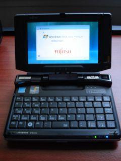 Fujitsu LifeBook U810 Micro PC 5 6 Laptop Netbook Tablet Rotating