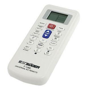 Digital LCD A C Air Conditioner Remote Control Panasonic
