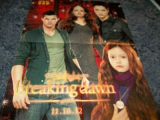 Kristen Stewart Mackenzie Foy Robert Pattinson Poster M Pinup clipping
